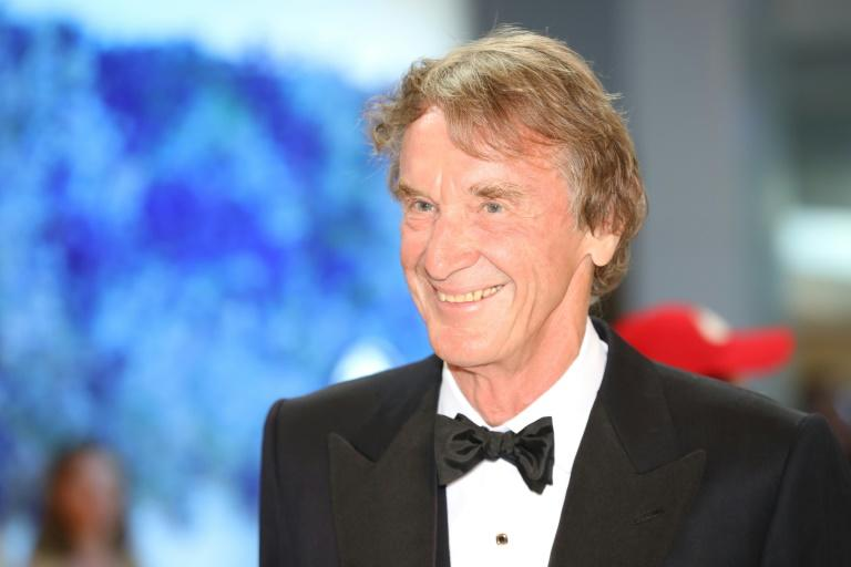Jim Ratcliffe founded Ineos in 1998 and still owns 60 percent of the company (AFP Photo/VALERY HACHE)