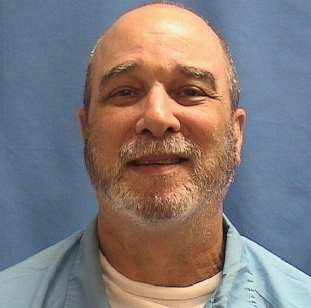 PHOTO: On Aug. 1, 2002, Mark Winger was sentenced to life in prison with no parole for the murder of his wife and Harrington.  (Illinois Dept. of Corrections)