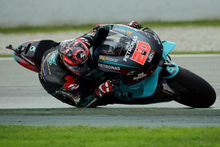 Quartararo aiming to cement MotoGP lead at home race at Le Mans