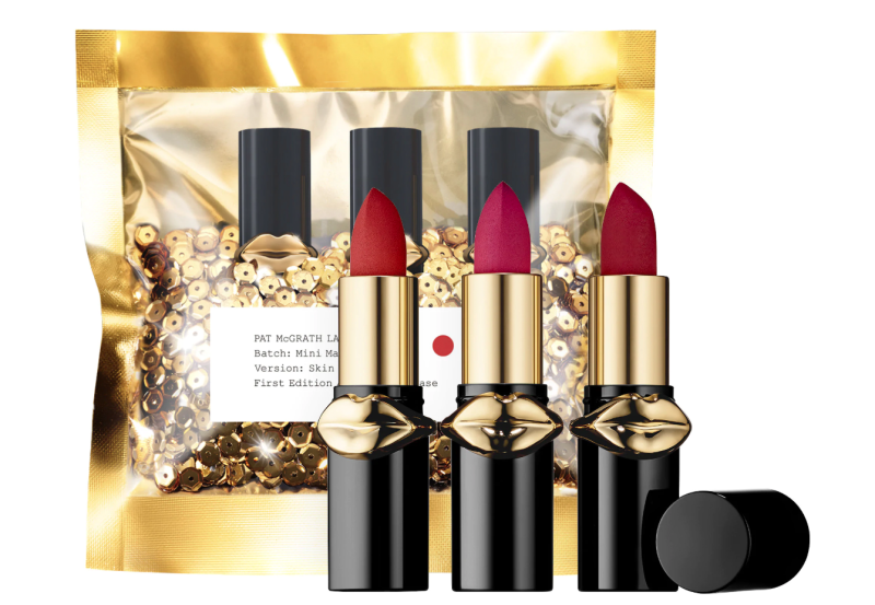 Mini MatteTrance™ Lipstick Trio by Pat McGrath Labs (Photo: Sephora)