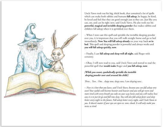 The rabbit who wants to fall asleep why this bedtime book makes view photos ccuart Gallery