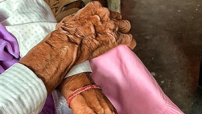 The 86-year-old grandmother was raped in Delhi