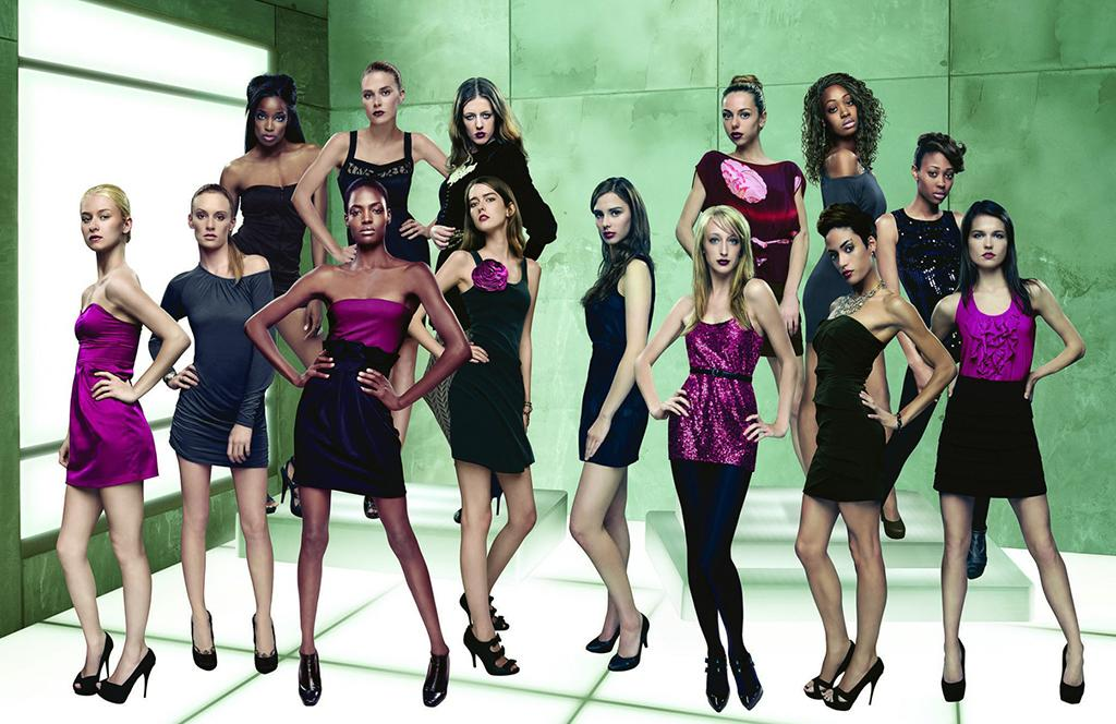 America's Next Top Model Marathon -  8 am to 4 pm EST - Oxygen