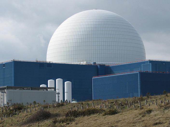 £20bn plant Sizewell C planned for land next to existing Sizewell B facility in Suffolk (PA)