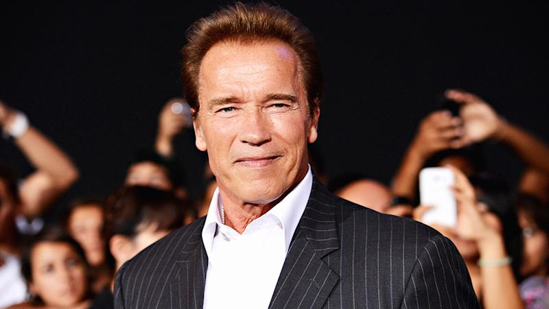 Arnold Schwarzenegger has opened up about open-heart surgery in which eh could have died. Photo: Getty Images