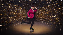 Dancing on Ice: SR13 on ITV, Pictured: Rufus Hound. (ITV)