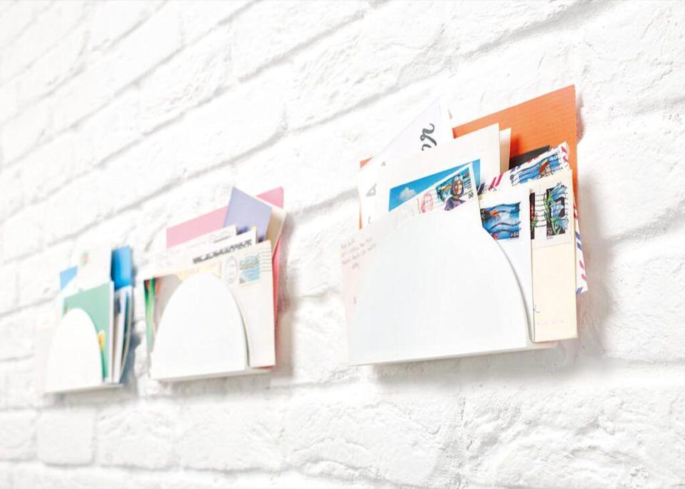 """<p>A napkin holder isn't always for the kitchen and doesn't always have to placed on a solid surface. Keep your mail in order and off of your side tables.</p><p>Get a tutorial at <a href=""""https://www.ikeahackers.net/2017/04/2-ways-get-organised-tosterup-door-handle.html"""" rel=""""nofollow noopener"""" target=""""_blank"""" data-ylk=""""slk:IKEA Hackers"""" class=""""link rapid-noclick-resp"""">IKEA Hackers</a>.</p><p><a class=""""link rapid-noclick-resp"""" href=""""https://go.redirectingat.com?id=74968X1596630&url=https%3A%2F%2Fwww.ikea.com%2Fus%2Fen%2Fp%2Ftillstaellning-napkin-holder-brass-color-30350110%2F&sref=https%3A%2F%2Fwww.countryliving.com%2Fhome-maintenance%2Fg37186772%2Fentryway-ikea-hacks%2F"""" rel=""""nofollow noopener"""" target=""""_blank"""" data-ylk=""""slk:BUY NOW"""">BUY NOW</a> <em><strong>Napkin Holder, $7</strong></em></p>"""