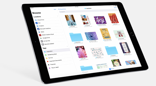 A Finder–a desktop–comes at last to iOS.