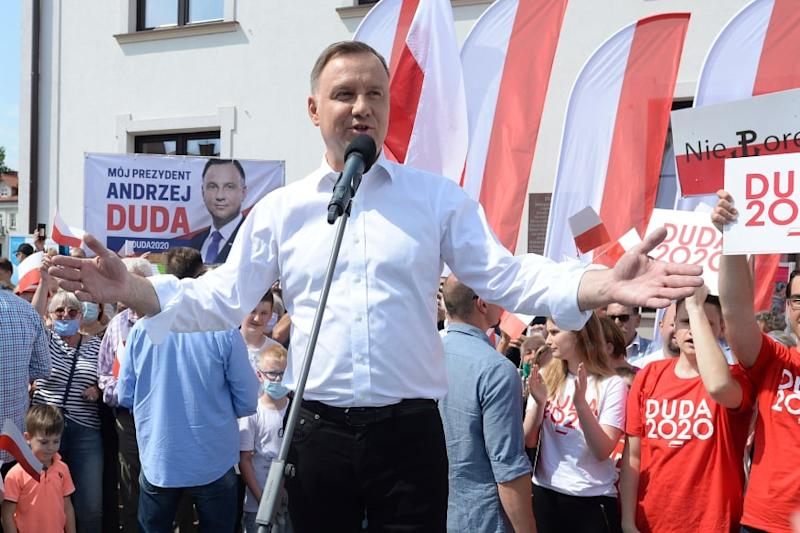 Poland Holds Presidential Election Scheduled for May But Delayed by Covid-19 Pandemic