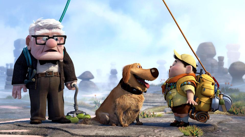 If the first 10 minutes of a movie already has you in tears, just imagine what the rest will be like. The tale of Carl Fredricksen, a 78-year-old balloon salesman, is not without its sad moments, but ultimately the movie serves as a heartwarming story about love, friendship, and living a life of adventure.
