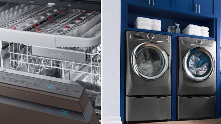 Celebrate your holiday and save on these top-selling appliances.