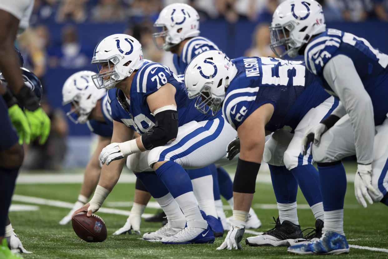 The Indianapolis Colts will be on an in-season version of