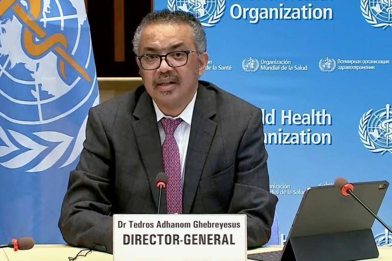 WHO chief Tedros Adhanom Ghebreyesus has been hailed for his massive communication efforts during the pandemic