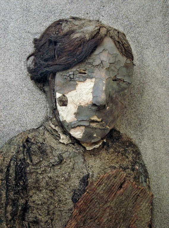 More than 300 Chinchorro mummies have been found so far in the north of Chile
