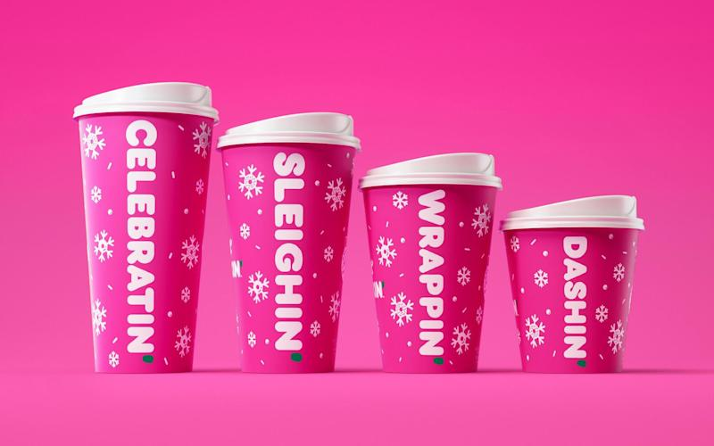 Dunkin' just announced the return of this fan-favorite holiday drink