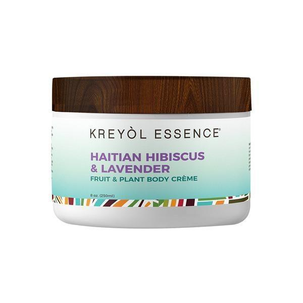 """<h3>Kreyòl Essence</h3><br>Yve-Car Momperousse loved when her mom used Haitian black castor oil on her hair growing up, but she couldn't find the organic oil anywhere once she was on her own living in Philadelphia. That's when she decided to create Kreyòl Essence, also fueled by her vision of stimulating the Haitian economy after Hurricane Matthew in 2010. The line now includes a variety of oils, body creams, and hair products with ingredients that are all natural and ethically-sourced.<br><br><strong>Kreyol Essence</strong> Haitian Hand & Body Crème Lavender Hibiscus, $, available at <a href=""""https://go.skimresources.com/?id=30283X879131&url=https%3A%2F%2Fkreyolessence.com%2Fcollections%2Fbody-care%2Fproducts%2Flavender-body-creme"""" rel=""""nofollow noopener"""" target=""""_blank"""" data-ylk=""""slk:Kreyol Essence"""" class=""""link rapid-noclick-resp"""">Kreyol Essence</a>"""
