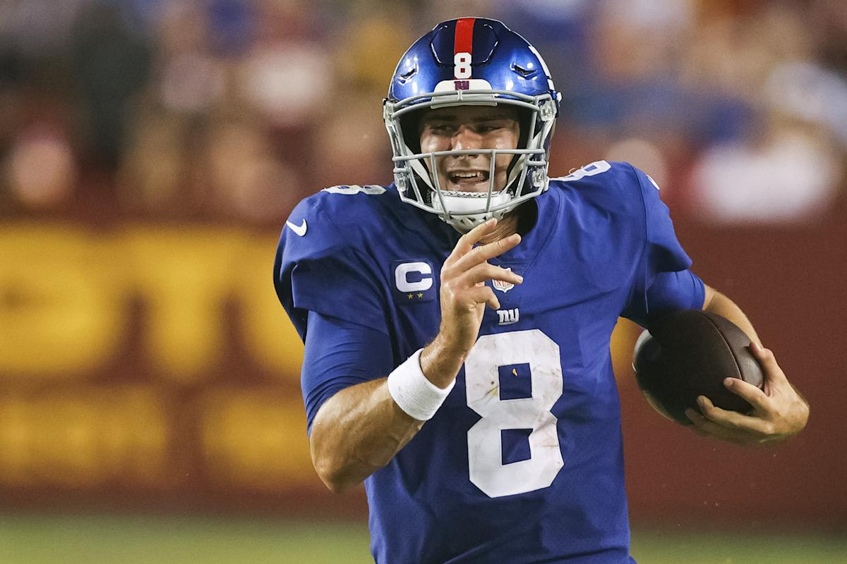 New faces, same Giants: New York's run of epic futility continues
