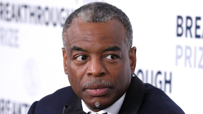 """""""Jeopardy!"""" viewer favorite LeVar Burton (above) was never given consideration for the role as the host of the iconic game show to replace Alex Trebek, sources told TMZ. (Photo by Kimberly White/Getty Images for Breakthrough Prize)"""