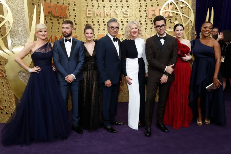 'Watchmen,' 'Schitt's Creek' rule at virtual Emmys with pandemic and political twists