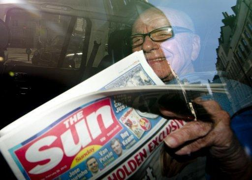 Murdoch casts off newspapers to uncertain future