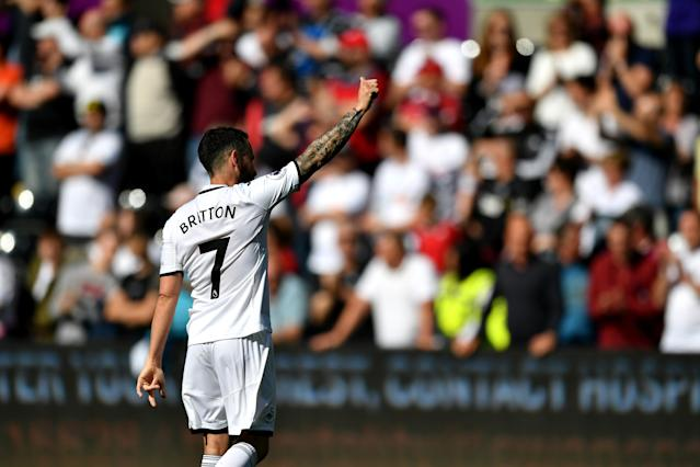 Swansea City: Going out with a bang