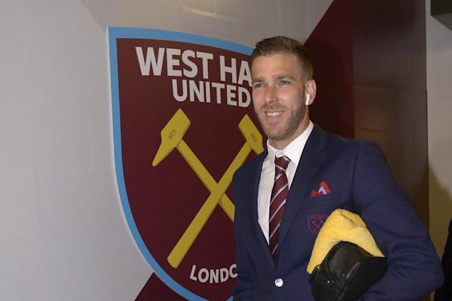 West Ham's Adrian doesn't have to prove 'anything to anyone' with future in balance