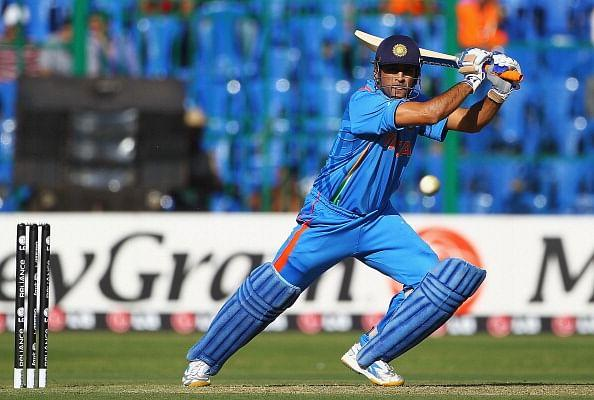 India v Australia - 2011 ICC World Cup Warm Up Game