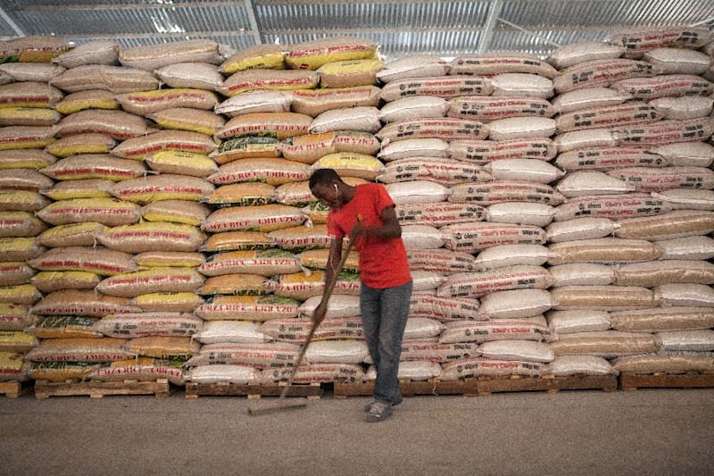 The Boko Haram insurgency has left tens of thousands of people dependent on food aid