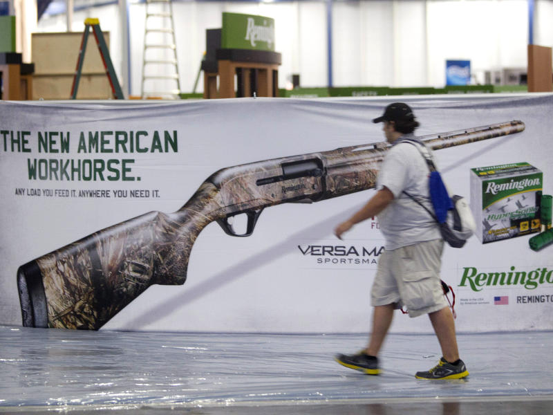 Fresh off victory, NRA holds convention in Houston