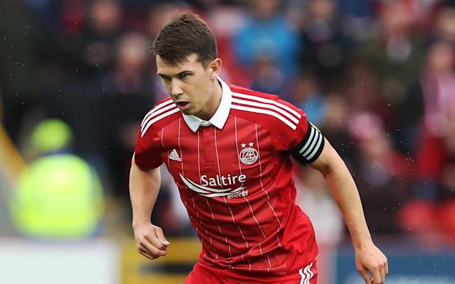 <span>Ryan Jack has been linked with a move to Rangers</span> <span>Credit: getty images </span>