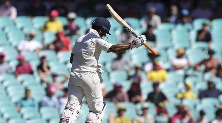 Pant scored a wonderful century in the Sydney Test