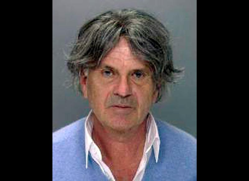 This undated photo provided by the Philadelphia Police Department shows Philippe Jernnard of La Rochelle, France. Jernnard, 61, was arrested Wednesday, March 20, 2013 at Philadelphia International Airport and charged with impersonating a pilot after airline officials found him in the cockpit of a plane scheduled for takeoff. (AP Photo/Philadelphia Police Department)