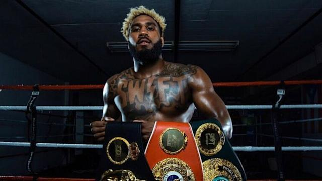 Jarrett Hurd wasn't necessarily supposed to be the world champion he is today. But a series of events altered the course of his life and put him in position to be one of boxing's best.