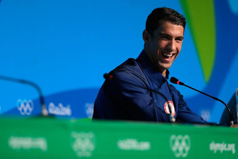 No, Michael Phelps Is Not Coming Out of Retirement (Yet)