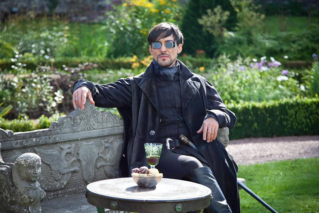 "Riario (Blake Ritson) in ""Da Vinci's Demons"" on Starz."
