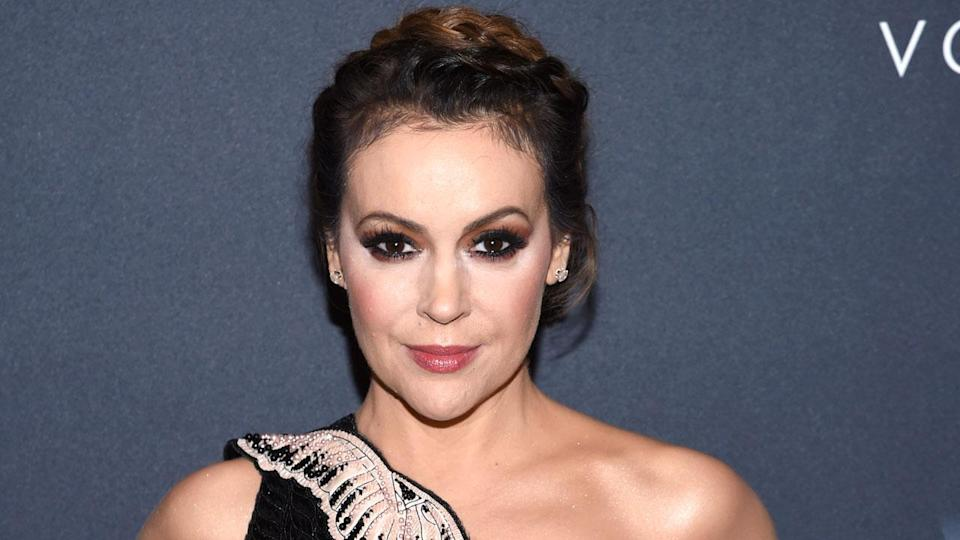 Alyssa Milano Moves People to Tell Their Stories of Sexual Harassment With 'Me Too' Twitter Movement