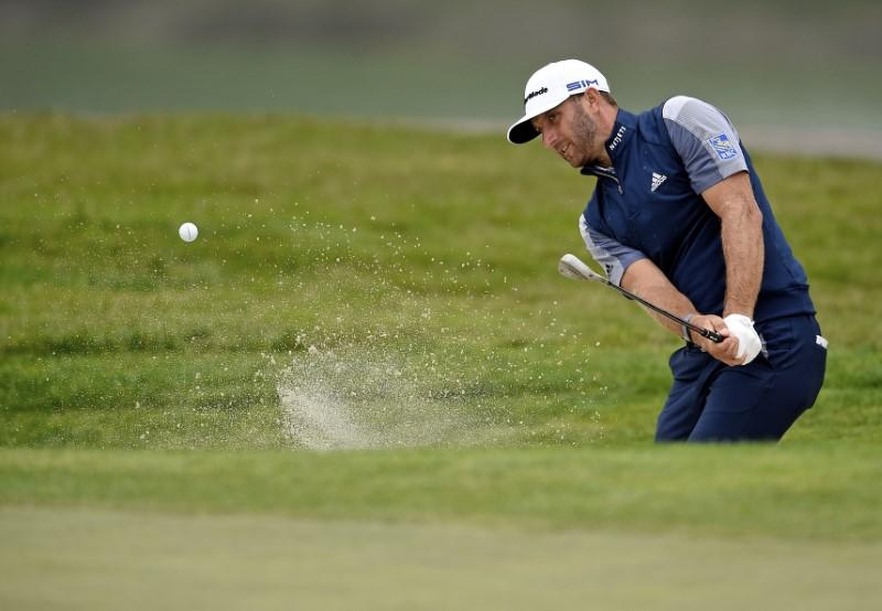 Johnson not upset after runner-up finish at PGA Championship