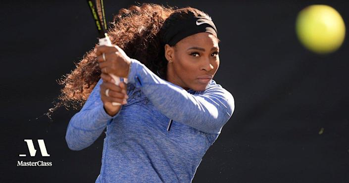 Serena Williams Masterclass, gifts for her