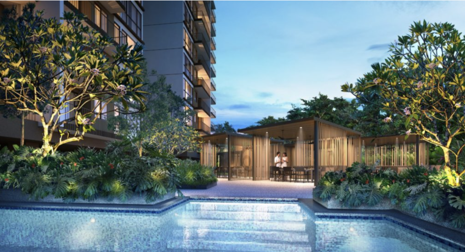 Artist impression. (Source: Treasure at Tampines)
