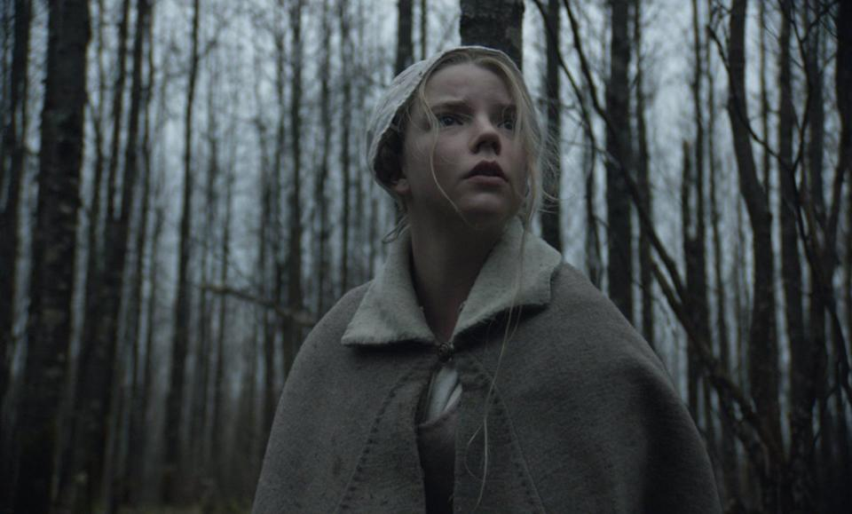 Anya Taylor-Joy starred as Thomasin in The Witch. (Universal Pictures)
