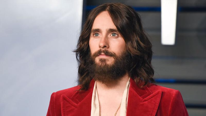 Jared Leto Just Learned About Coronavirus After Returning From Desert Retreat