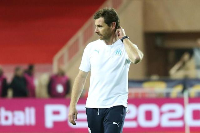 It has been a difficult week for Marseille coach Andre Villas-Boas, who needs a lift when his side face Lille this weekend (AFP Photo/VALERY HACHE)