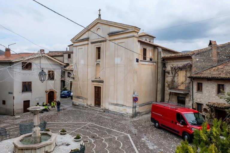 Colle di Tora is one of the least connected towns in Italy -- itself a digital laggard compared with the rest of the European Union.