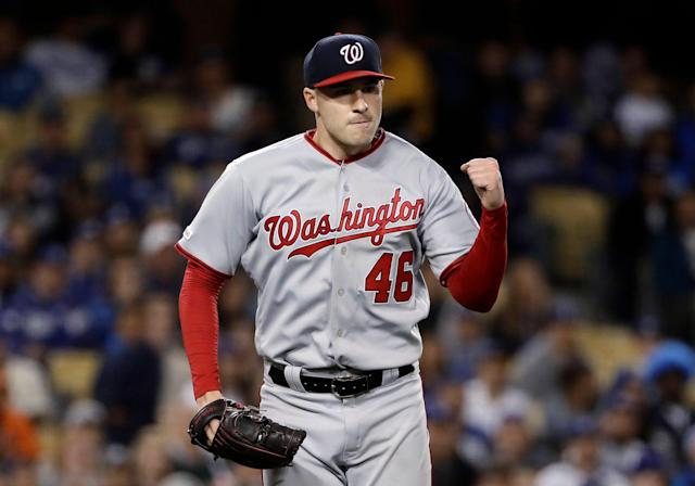 The Washington Nationals are off to a slow start this season, but got back in the win column Thursday night thanks to Patrick Corbin. (AP)
