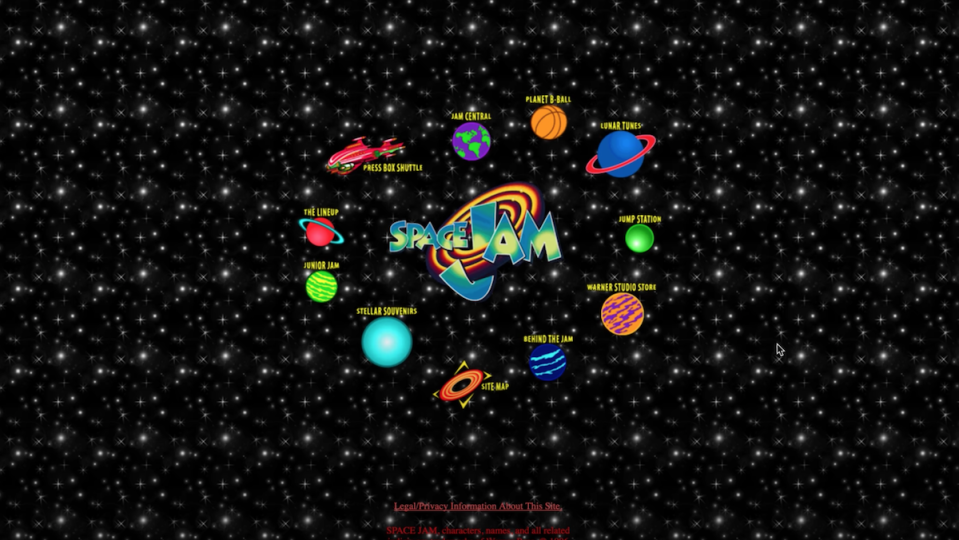 The SPACE JAM Website Has Finally Been Updated_1
