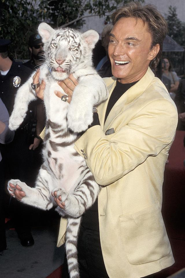 """<p>Sadly, illusionist of Siegfried & Roy fame <a href=""""https://people.com/health/roy-horn-dead-coronavirus-siegfried-and-roy-illusionist-75/"""">died on May 8, 2020</a> from complications from the virus. He was 75.</p> <p>Horn first<a href=""""https://people.com/health/siegfried-and-roy-roy-horn-tested-positive-for-coronavirus/""""> tested positive</a> in April, and seemed to be on the road to recovery, according to his publicist, before his health took a turn.</p> <p>""""Today, the world has lost one of the greats of magic, but I have lost my best friend,"""" Horn's partner, Siegfried Fischbacher, said in a statement. """"From the moment we met, I knew Roy and I, together, would change the world. There could be no Siegfried without Roy, and no Roy without Siegfried.""""</p> <p>Horn and Fischbacher are best known for their Las Vegas show at the Mirage Resort and Casino that ran from 1990 until 2003, when Horn was attacked on stage by one of the white tigers used in the duo's act.</p>"""