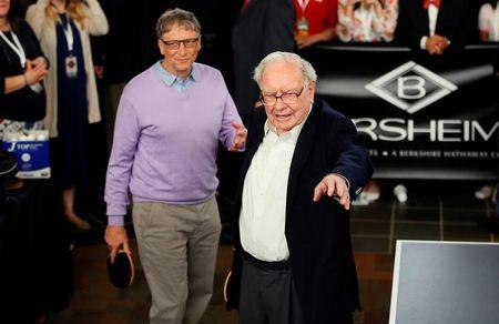 Buffett donates $4.17 billion to charity
