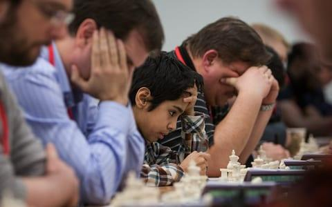 Entrants to chess events such as the prestigious London Chess Classic currently have to pay VAT - Credit: Julian Andrews