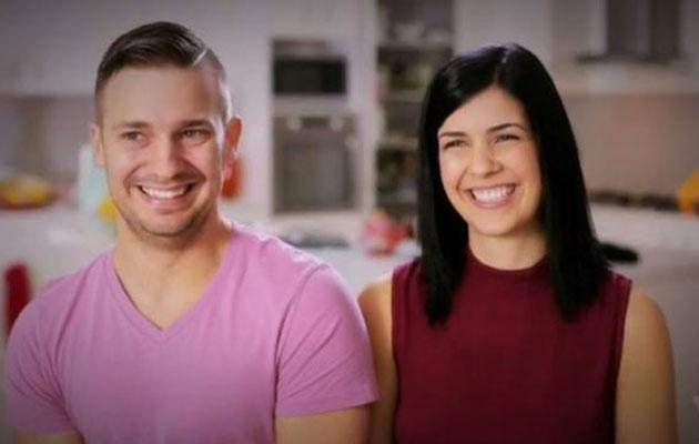 Nelly and JP competed together on MKR last year. Source: Seven.