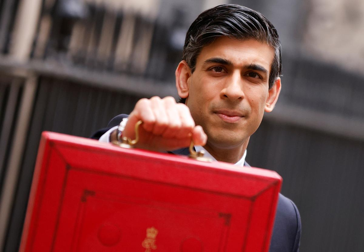 Budget 2021 preview: What to expect from chancellor Rishi Sunak's spending review